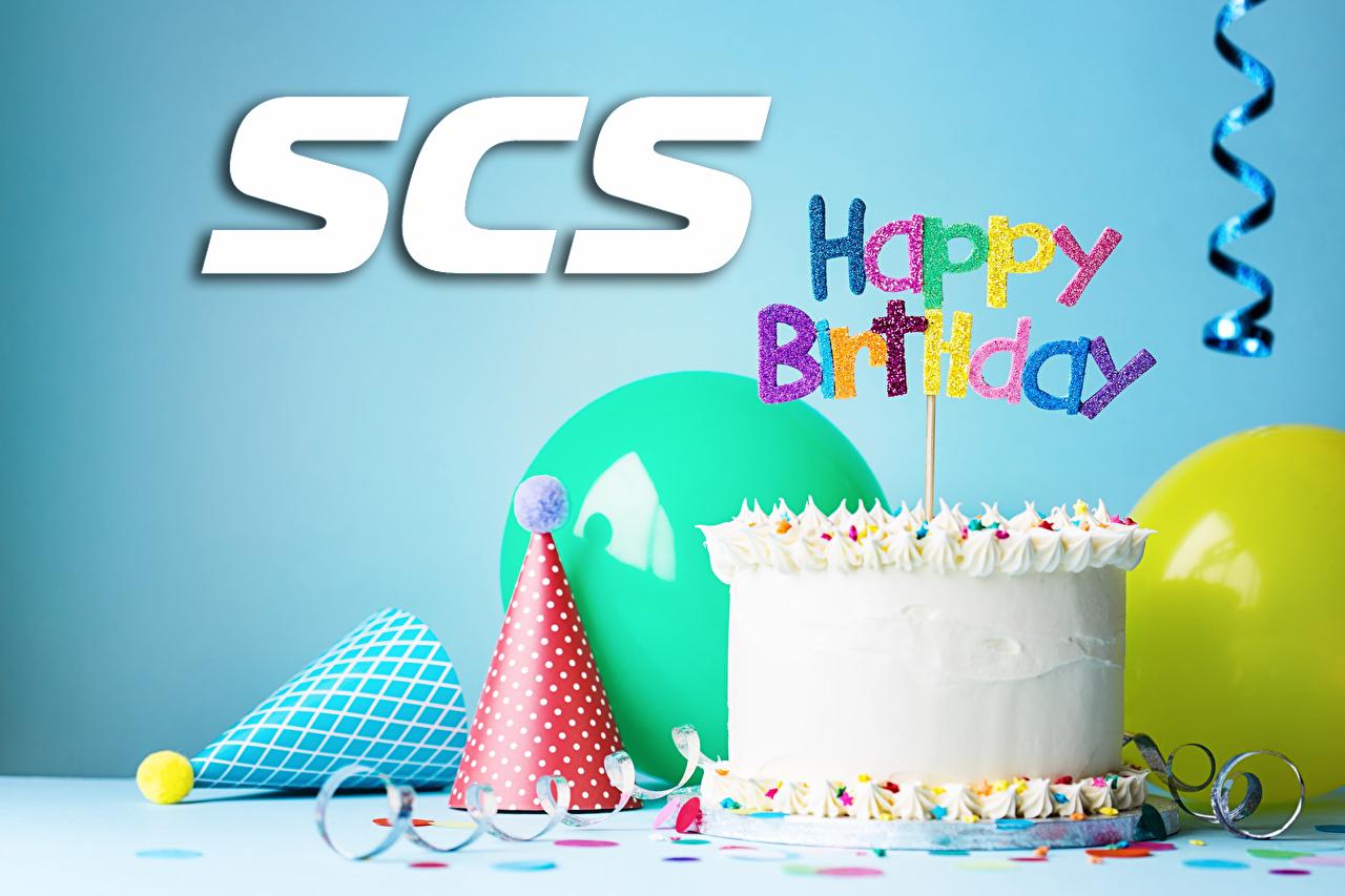 З Днем народження, SCS!